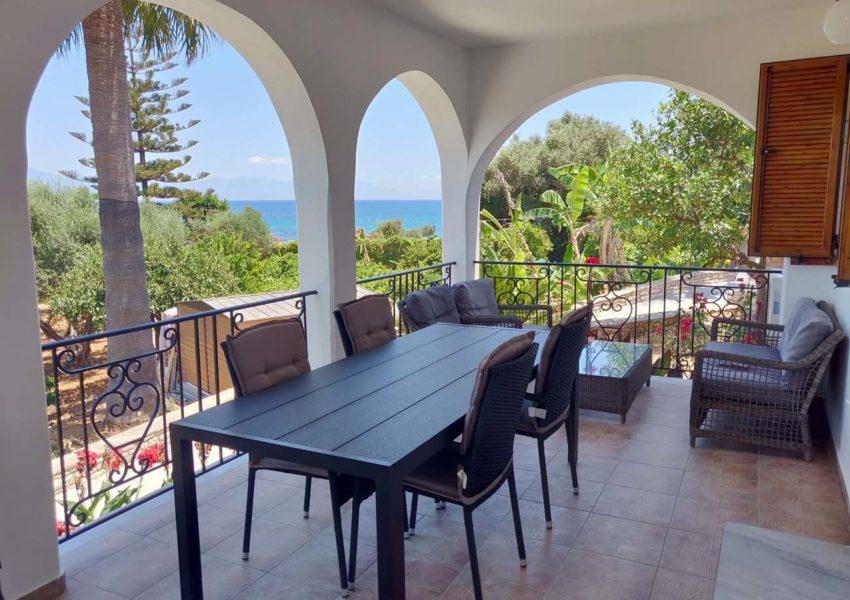 Appartamento vacanze in grecia